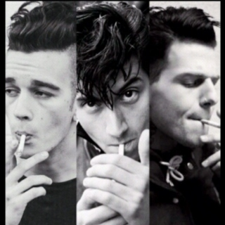 The 1975, Arctic Monkeys, The NBHD