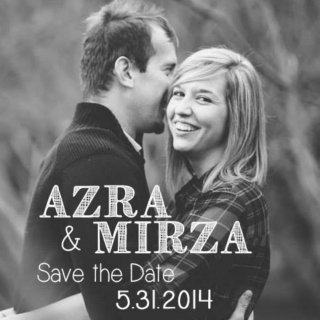 Azra & Mirza Wedding 2014