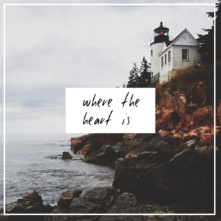 where the heart is