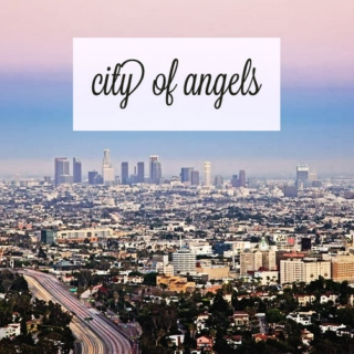 in the city of angels