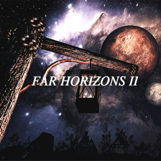 Far Horizons II (Night)