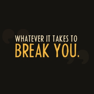 whatever it takes to break you. △ a hijacked!peeta fanmix