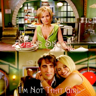 Olive Snook – I'm Not That Girl
