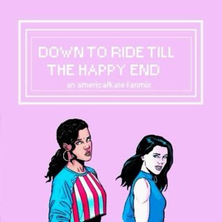 down to ride till the happy end