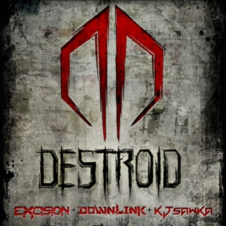 THE INVASION - DESTROID