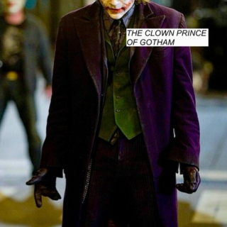 the clown prince of gotham