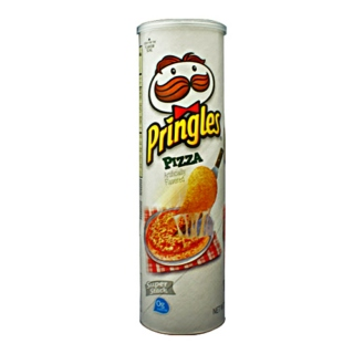 Equivalent to eating Pizza Pringles