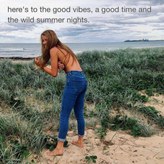 good vibes and a good time