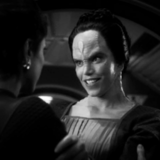 It should be obvious, I am not a true daughter of Cardassia: For Ziyal