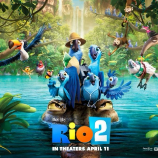 Best of RIO movies soundtrack