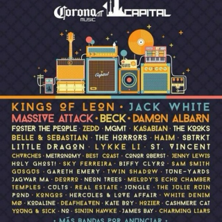 Corona Capital 2014: Songs and bands i look forward to enjoy
