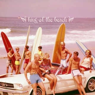 king of the beach