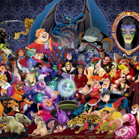 classic disney villains - photo #9