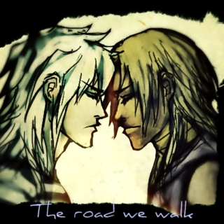 The road we walk