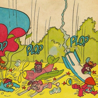 Ploppin' Popples' Pop