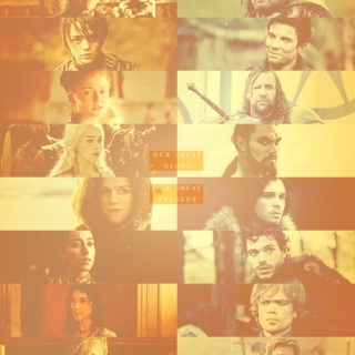 Love in game of thrones