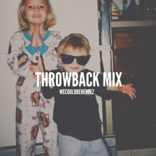 SPINLIST 5 - THROWBACKS ONLY
