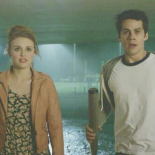 Stydia:My heart won't beat again if i can't feel him in my veins