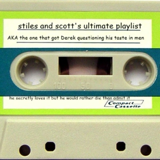 Stiles and Scott's ultimate playlist