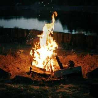 Bonfire with you.