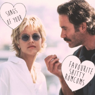 ♥ rom com soundtrack to my soul ♥