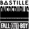 Imagine Dragons-Bastille-One Republic-Fall Out Boy.