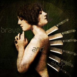 Brave and Stupid