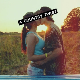 a country twist