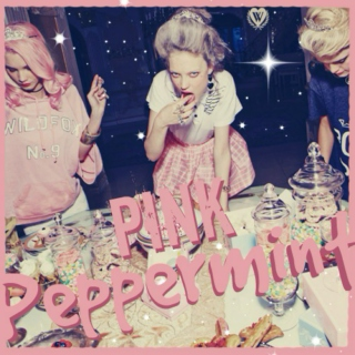 Pink Peppermint