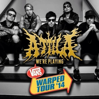 Warped Tour 2014 Metal Playlist
