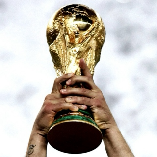world cup is here