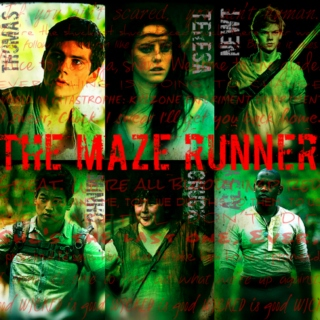The Maze Runner (fanmix)