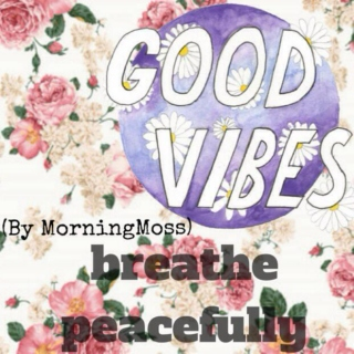 breathe peacefully