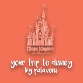 Your Trip to Disney! magic kingdom