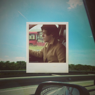 long drive with harry