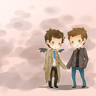 to destiel, from the fans