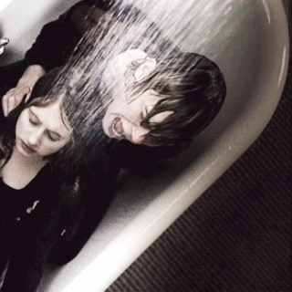 ❝ But Tate you are the darkness ❞