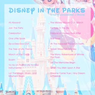 Disney in the Parks