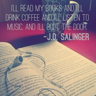 Books, Coffee & Some Soothing Instrumentals