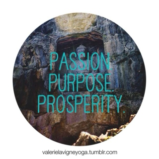 ~passion~purpose~prosperity~