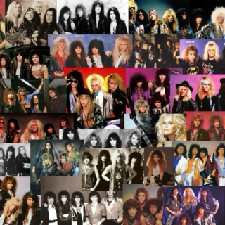 Heavy/Glam/Sleaze/Hair Metal & Hard Rock vol. 34