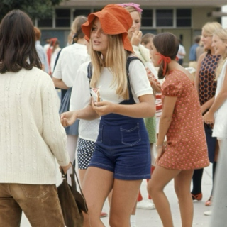 Teenager in the 60's