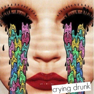 crying drunk