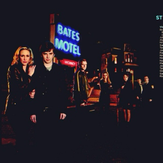 From and Inspired By Bates Motel