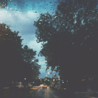 everything is better with rain;