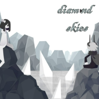 diamond skies