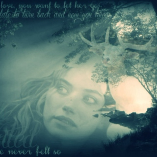 The Maiden & The Stag (innocence lost)