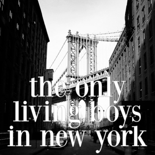 the only living boys in nyc