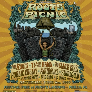 The Roots Picnic 2014