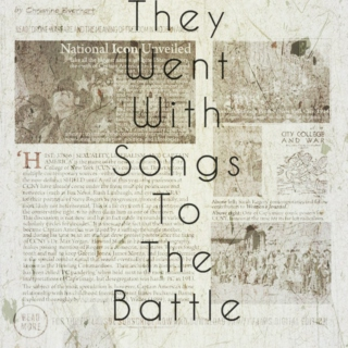 They Went With Songs (to the Battle)